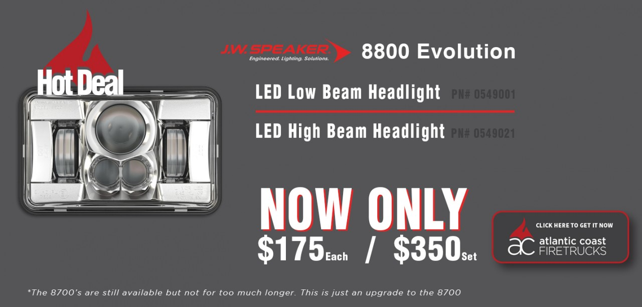 JW Speaker Headlights $175.00 per headlight  $350 per set.