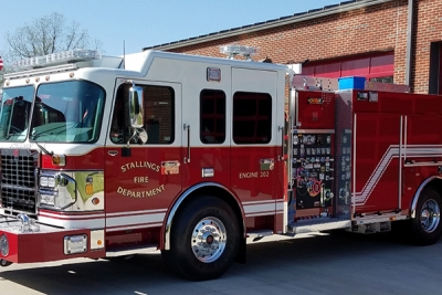 Stallings Fire Dept.