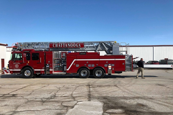 Chattanooga Fire Dept.