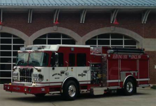 Mt. Holly Fire Dept.