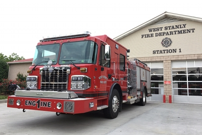 West Stanly Fire Dept