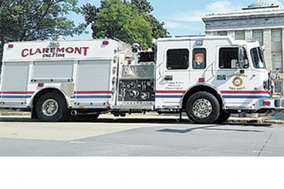 Claremont Fire Dept.