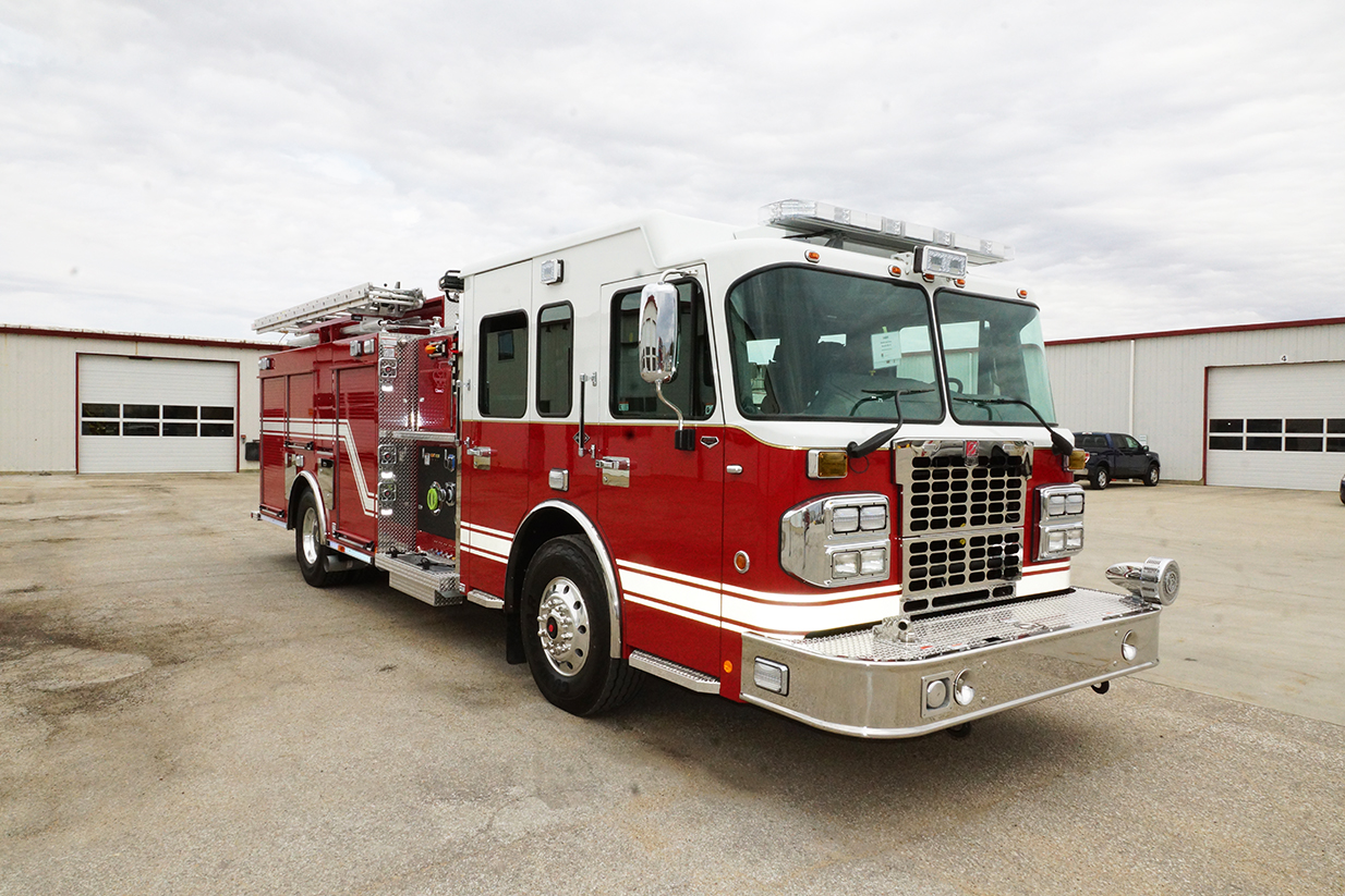 2019 Smeal Pumper Demo 1