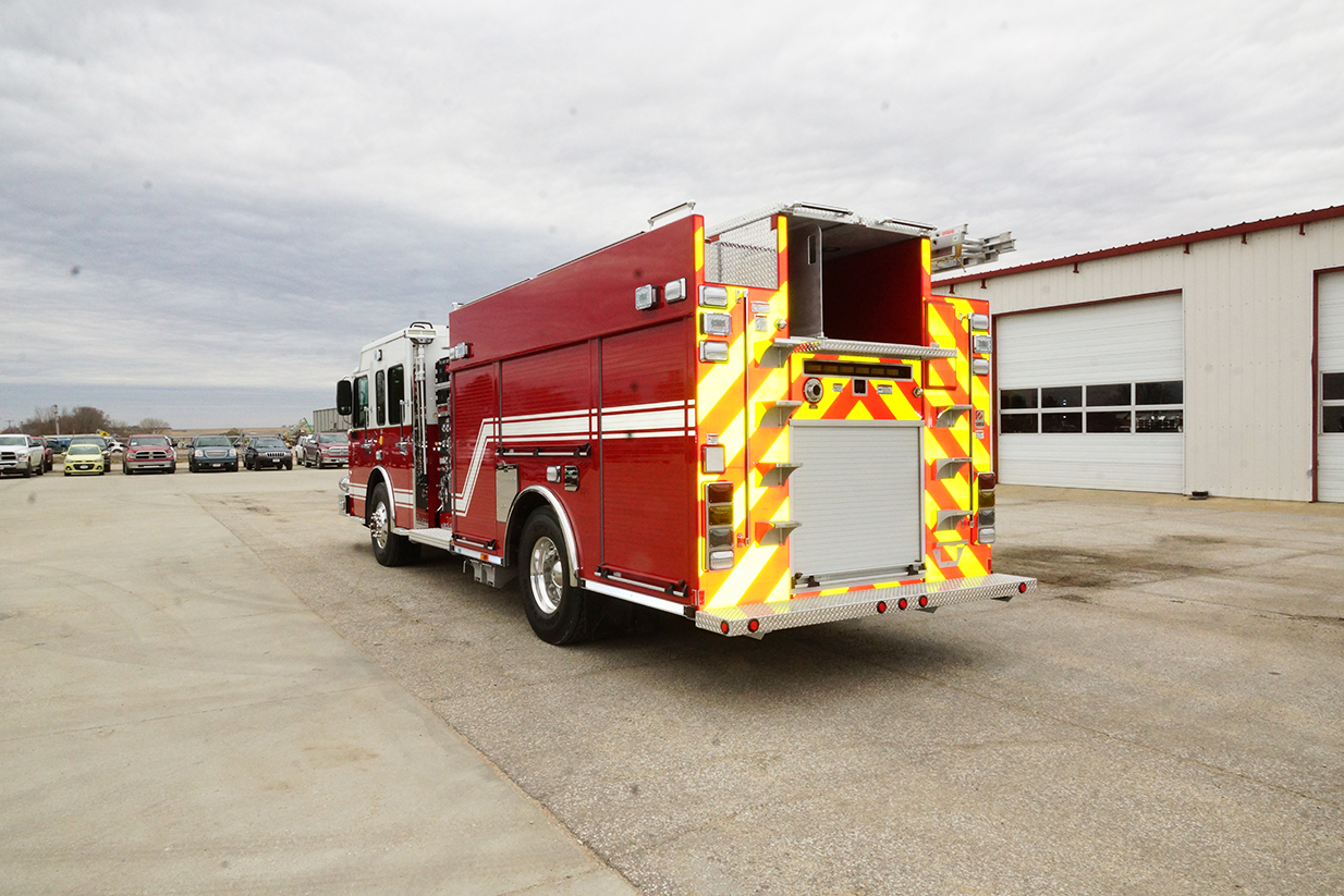 2019 Smeal Pumper Demo 2