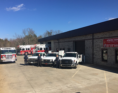 acfiretrucks service center